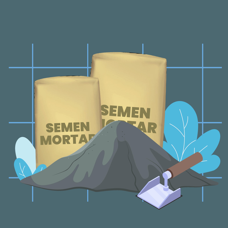 Apa itu semen Mortar