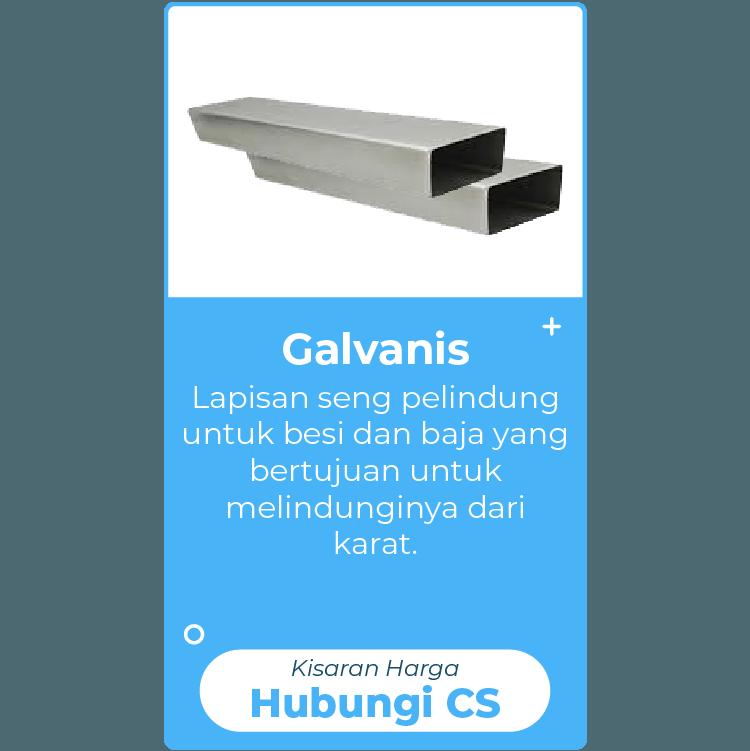 galvanis